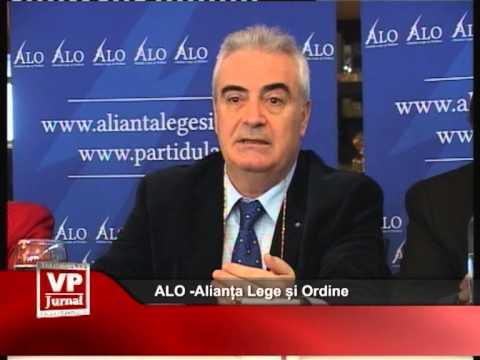 ALO -Alianța Lege și Ordine