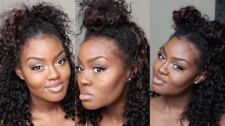 3 Styles With a Lace Front Wig