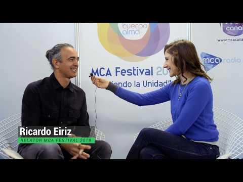 Entrevista a Ricardo Eiriz en MCA Festival 2019