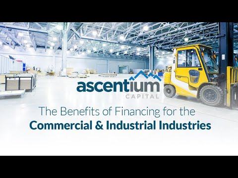 Commercial & Industrial companies need industrial-strength financing Video