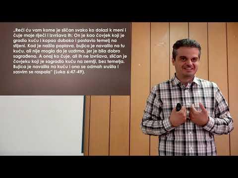 Zdravko Vučinić: Uzimanje krsta umjesto držanja Zakona (3)