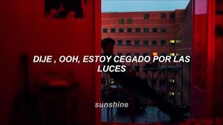 Blinding Lights - The Weeknd    Subtitulado Español