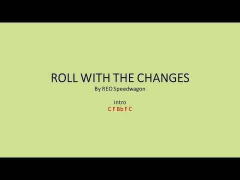 Roll with the Changes by REO Speedwagon