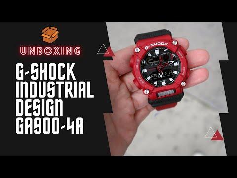 Casio G-Shock Watch GA900-4A