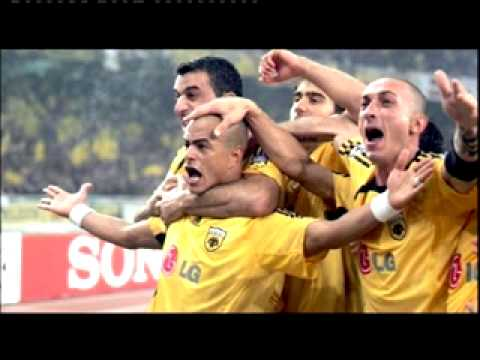 AEK Athens vs A.C Milan 1-0 (21/11/06) - Only AEK