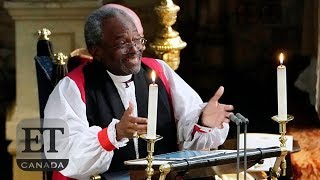 Bishop Michael Curry Delivers Powerful Speech | ROYAL WEDDING