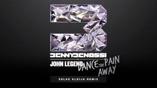 Benny Benassi feat. John Legend - Dance The Pain Away (Eelke Kleijn Remix) [Cover Art]