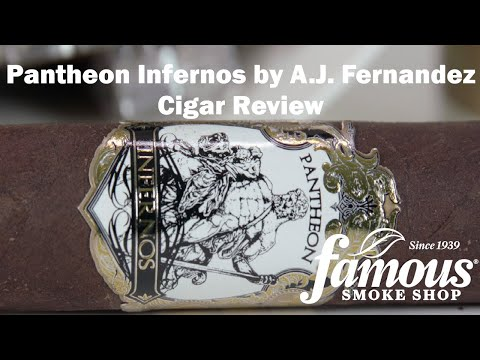 Pantheon Infernos By AJ video