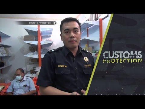 Customs Protection - Pemeriksaan Barang Kiriman dari Luar Negeri Ilegal