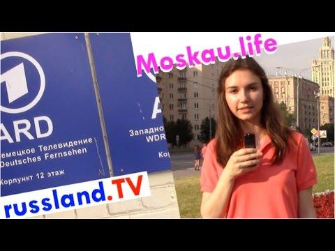 ARD-Nachrecherche: Russen & Rechte [Video]