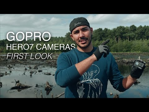 GoPro HERO7 Action Cameras Review | White, Silver and Black | First Look