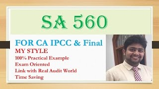 SA 560 Subsequent Event| Standard On Auditing 560| Subsequent Event
