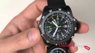 Luminox Recon NAV SPC 8831.KM - review by DiscountShop.com