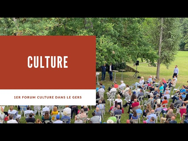 Forum Culture Gers