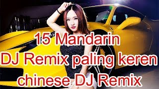Gambar cover 15 Lagu Mandarin DJ Remix paling keren chinese DJ歌曲