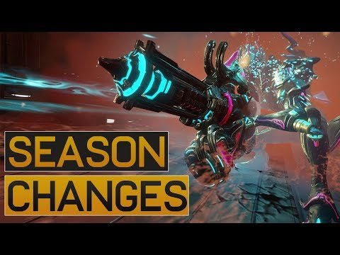 Warframe: NightWave Is Changing - Confirmed Changes