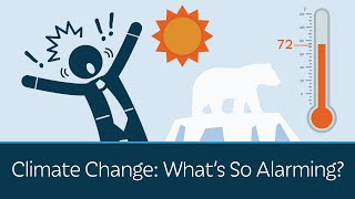Climate Change: What's So Alarming?