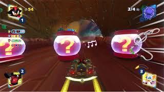 Team Sonic Racing (PC) - Shadow Team Wisp Circuit [4 Laps HD 2K]