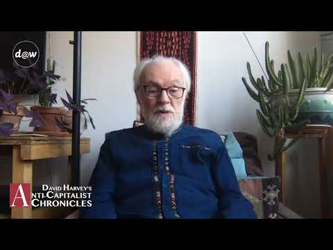 Corporate Capital Used Immigration to Undercut US Working Class Power  - David Harvey