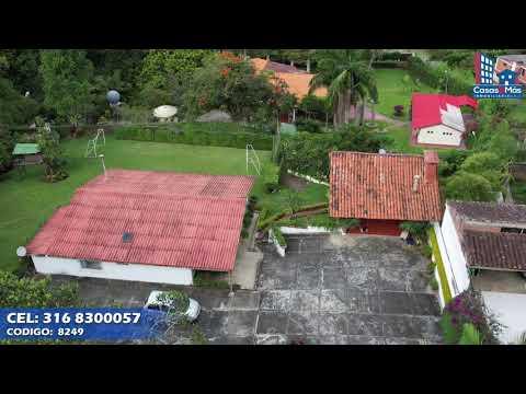 Fincas y Casas Campestres, Venta, Dagua - $530.000.000