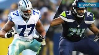 Top Five NFL Offensive Lines 2017