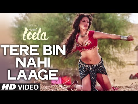 'Tere Bin Nahi Laage' FULL VIDEO SONG | Sunny Leone | Tulsi Kumar | Ek Paheli Leela Mp3