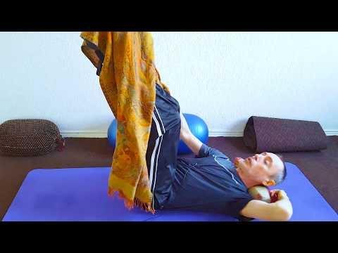 Упражнения для профилактики осанки у детей школьного возраста