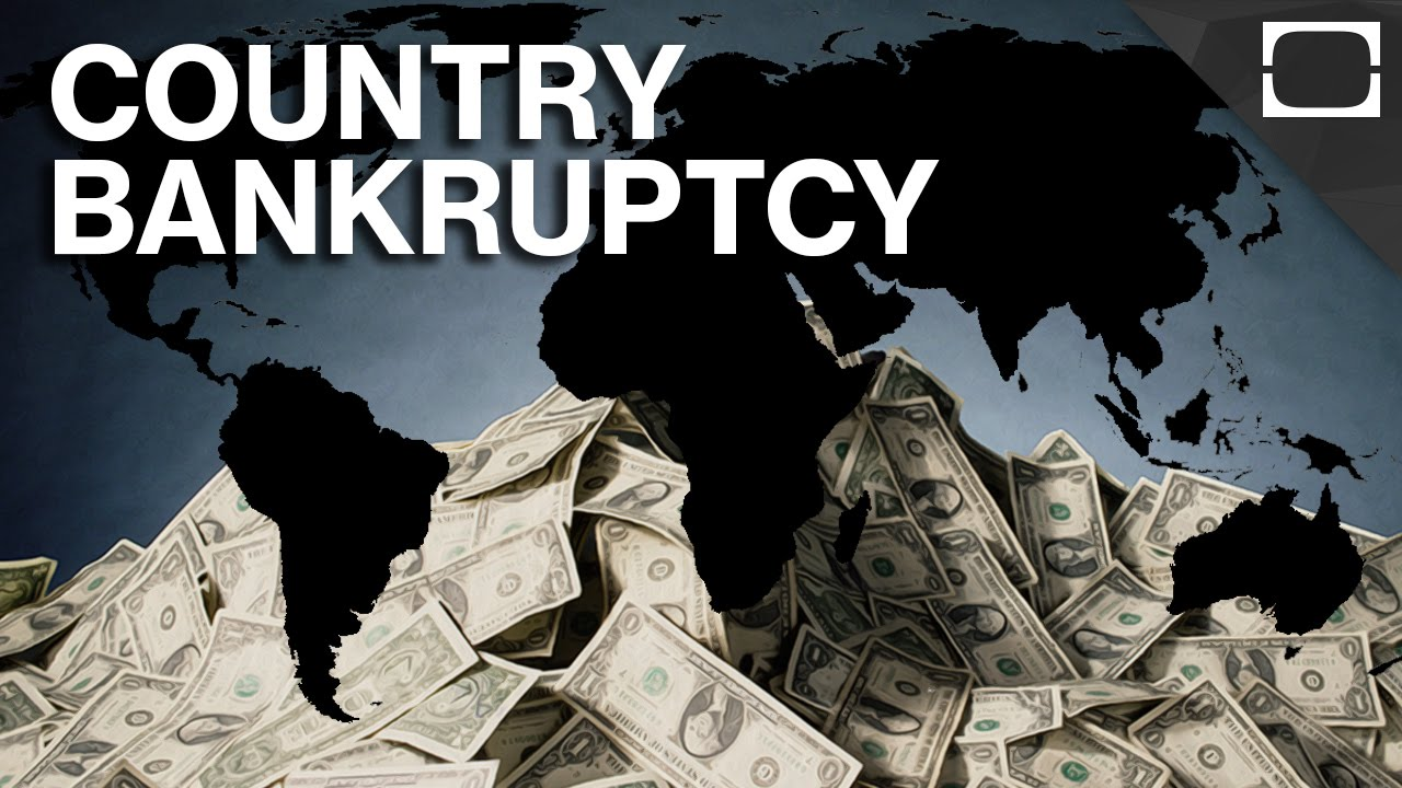 What Happens If A Country Goes Bankrupt? thumbnail