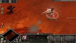 Warhammer 40,000: Dawn of War Soulstorm захват расколотых миров.