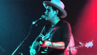 Joshua Radin - Underwater (Houston 03.13.15) HD