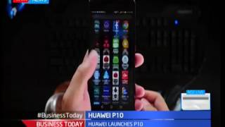 Huawei launches P10, coming weeks after OPPO