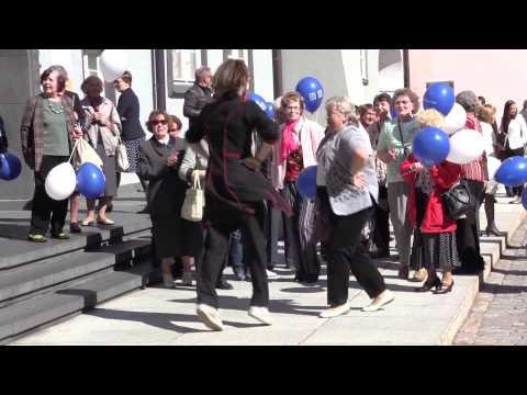 Märt Agu annab ühes rahvaga liikumis- ja laulupeoaastale hoo sisse