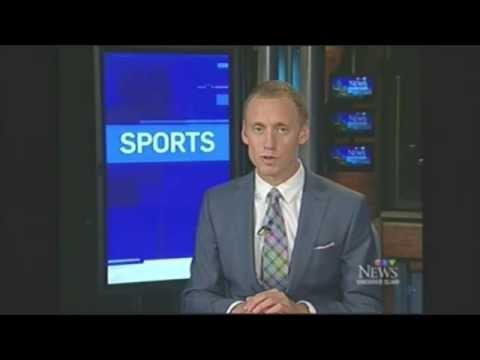 Victoria vs Nanaimo - CTV coverage Nov 21 2014