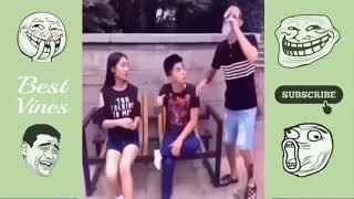 v s mobiПриколы по Китайски 2017 смешное видео с китайцами #7