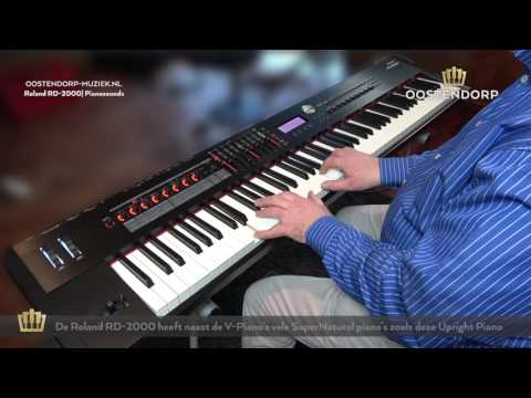 Roland RD-2000 stagepiano