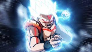 Omni Super Saiyan Gogeta - Speed Draw and Review XP PEN 22e PRO
