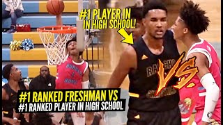 Mikey Williams vs #1 PLAYER IN HIGH SCHOOL Evan Mobley!! Mikey Drops 35 vs #1 Team In CALIFORNIA!