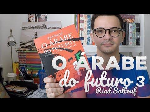 O árabe do futuro 3, de Riad Sattouf | Christian Assunção