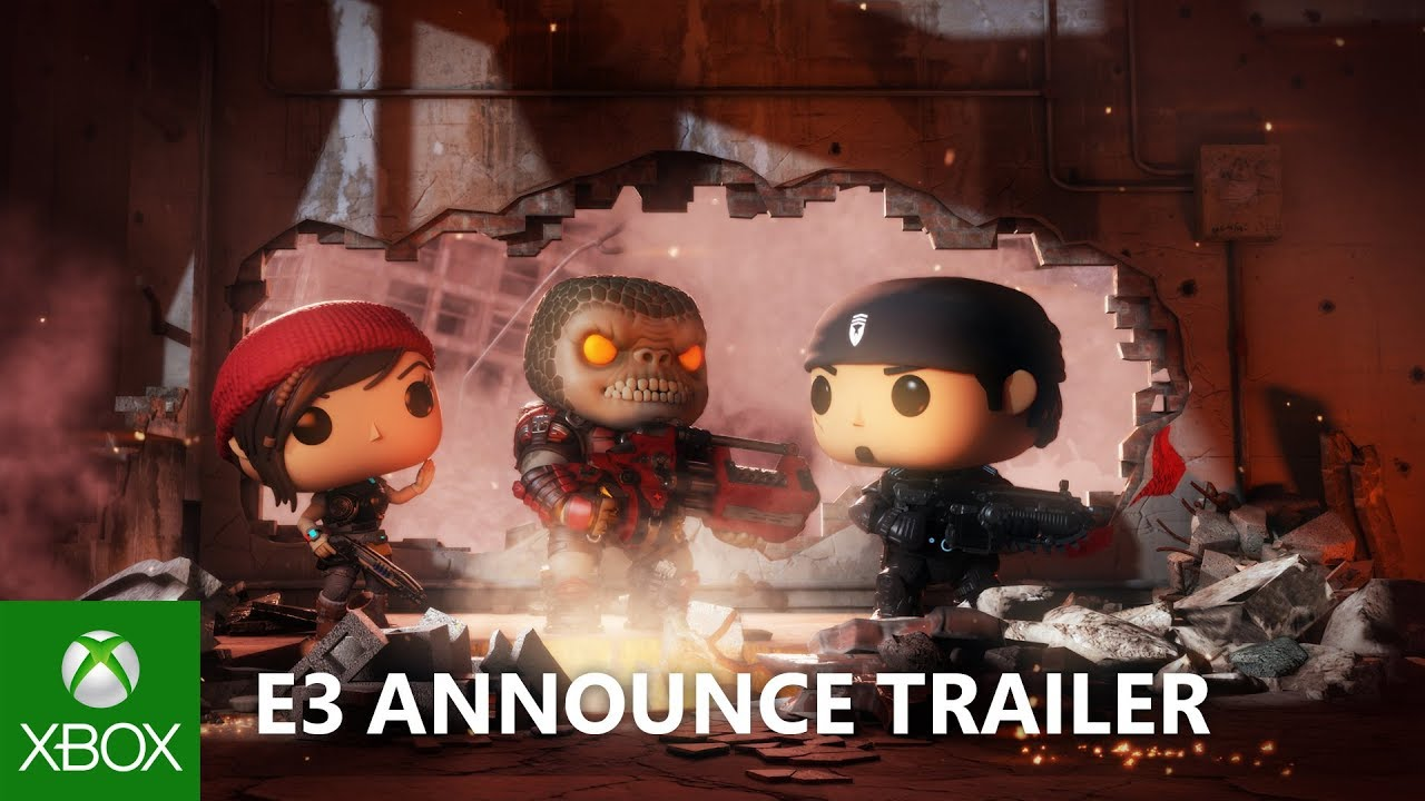 Video forE3 2018: Tripling-Down on Gears with Gears 5, Gears Pop!, and Gears Tactics