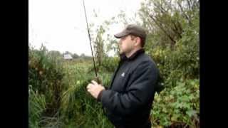Ловля голавля с наливным поплавком