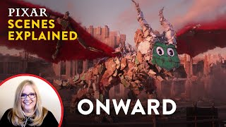 Onward: Dragon High | Pixar Scenes Explained