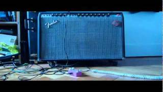 TWIN REVERB vs CHICKLET REVERB