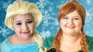 Disney Frozen Elsa And Anna | Makeup Halloween Costumes And Toys