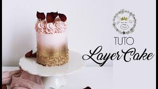 TUTO : Layer Cake Doré