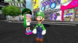 Gambar cover Luigi in Inkopolis