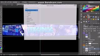 Speed Art Banner para Leksidius | PBGAMER