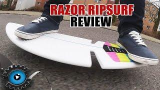 Razor RipSurf Review/Test - Surfboard mit Räder? - [Deutsch/German]