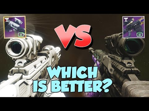 Beloved VS Revoker! Which Should You Be Using? [Destiny 2]