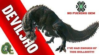 monster hunter world deviljho gem