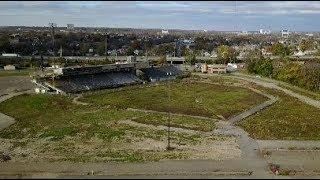 The slow demise of Cooper Stadium